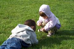 Daycare Programs - Outdoor Exploring